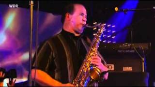 Tower of Power - Me & Mrs Jones - Leverkusen Funknacht Live
