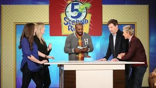 5 Second Rule with Sean Hayes and Best Friend Superfans