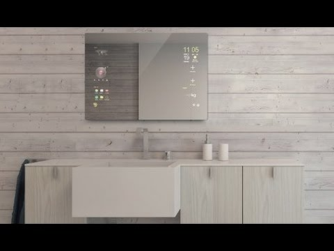 , title : 'Android Bathroom Smart Mirror by Mues-tec Owatis InnovativTV'