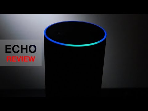 Amazon Echo review - A conversation with Alexa