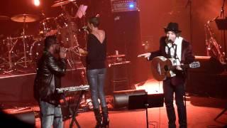 """Lulu Gainsbourg, Ayo, Mathieu Chedid et Sly Johnson """"Couleur Café"""" @ Casino de Paris"""
