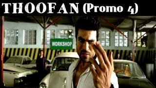 Ram Charan Teja, Priyanka Chopra, Prakash Raj, Srihari - Dialogue Promo 1 - Toofan