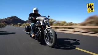 Vi har testet Harley-Davidson Sport Glide