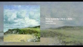 String Quartet No.1, Op.5