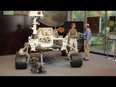 Exploring Curiosity--Part 2: The Science Instruments