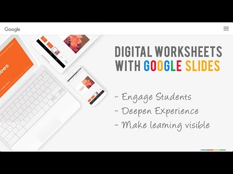 Download Create Digital Worksheets - using Google Slides Mp4 HD Video and MP3