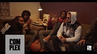 "Bodega Bamz f/ Flatbush Zombies - ""Bring Em Out"" Official Music Video Premiere 