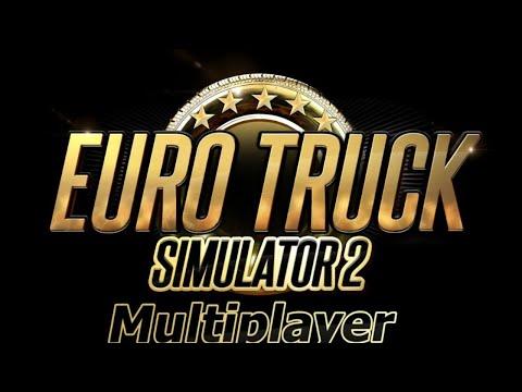 Stream Euro Truck Simulator MP - 07.04.2020 с народом