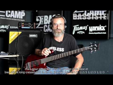 "Bassiste Magazine # 71 - Justin Chancellor (Tool) - ""Aenima"""