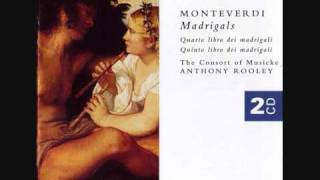 Monteverdi: Madrigal Ah dolente partita!