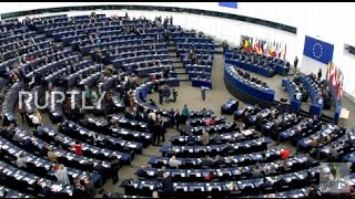 France: European Parliament ready to elect new president