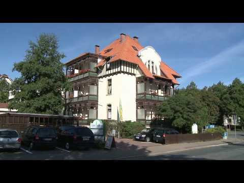 Trailer zum Heilfasten im Vitalhotel am Stadtpark in Bad Harzburg: Landschaft, Interviews ...