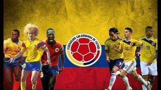 Los Mejores Goles De La Historia De La Seleccion Colombia (1962 - 2018)