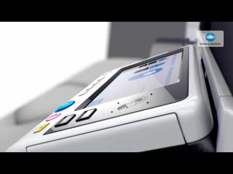 Konica Minolta Bizhub 227 A3 Multifunction Printer