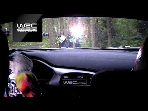 WRC - Dayinsure Wales Rally GB 2018: Shakedown ONBOARD Suninen