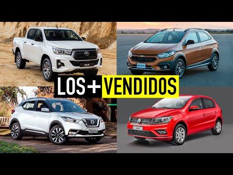 Autos más vendidos en Latinoamérica en 2019 | Top 10