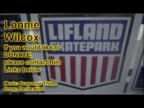 LIFLAND Skate Park Williamsport PA 1/9/12-The Pact-(Day 14)