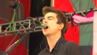 Anti-Flag Live - This Is The New Sound & Broken Bones @ Sziget 2012