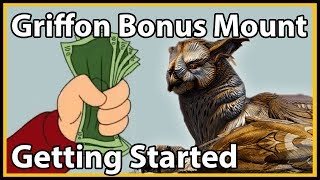 Guild Wars 2 - The Griffon Mount and How to get started