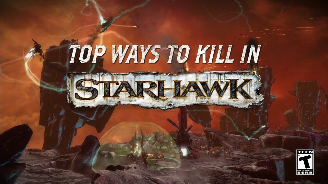 Starhawk: Top Ways to Kill (or Die) + Full Trophy List & Tips