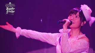 竹達彩奈BESTLIVE「applefeuille」BD&DVDDIGEST