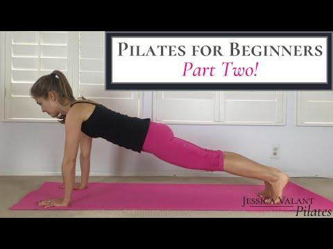 Pilates for Beginners – Pilates Exercises for Beginners
