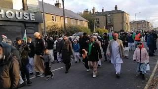 Jashn e Eid Milad Un Nabi    10/11/ 2019  Bradford / England