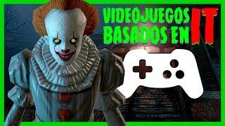 TOP 10 VIDEOJUEGOS DE IT (ESO)