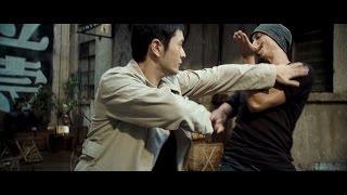 Боевая сцена, Хуан Сяомин против Ю-Ханг То/Хуан Лян против Чен вай-кей