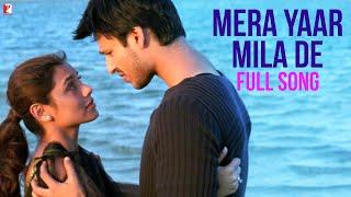 Mera Yaar Mila De - Full Song   Saathiya   Vivek Oberoi   Rani Mukerji   A. R. Rahman