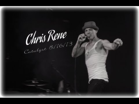 "Chris Rene & Monica Mendoza ""I'll Be Right Here"""