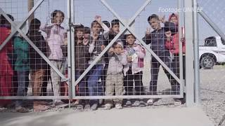 Iraqi children trapped in increasing poverty and violence due to conflict