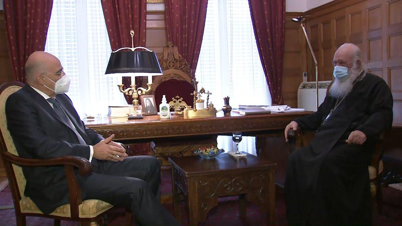 Ν. Δένδιας: Ελπίζω στην Άγκυρα να υπάρξει μια επανέναρξη συνεννόησης στα πλαίσια του Δικαίου