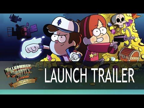 Willkommen in Gravity Falls: Die Legende der Zwergenjuwulette