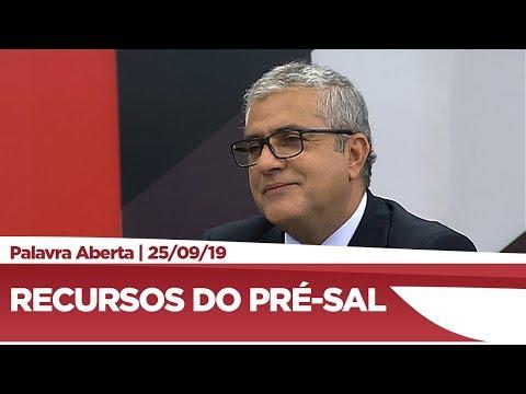 Christino Aureo defende recursos do pré-sal para municípios