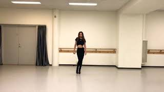 Eleni Foureira - Fuego (Exclusive video rehearsal) // Dance Studio