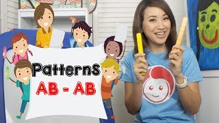 Grade 1 Math | Easy Patterns | Teacher Celine