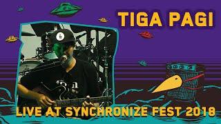Tiga Pagi Live At SynchronizeFest   7 Oktober 2018