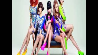 4Minute - Bababa