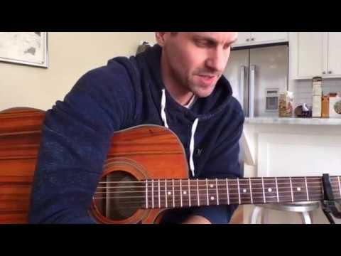 TUTORIAL - Don't Give Up On Me [Five Feet Apart] - Andy Grammer - Fingerstyle Guitar Cover