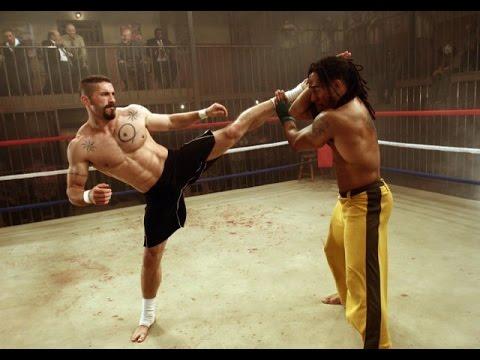 Undisputed 3 Redemption (2010) - Best Fight Scene HD