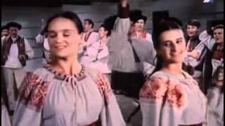 uryvok 03 - Svatobna veselica - valasi - z filmu Rok na dedine - 1967.avi