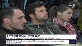 RTK3 Lajmet e orës 08:00 27.02.2020