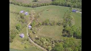 Secluded Retreat in Vinton County Ohio on 155 Acres