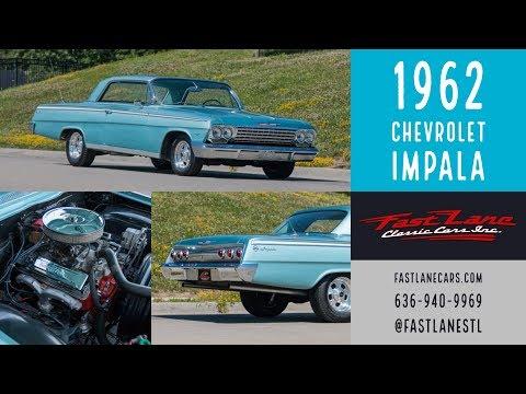 Video of '62 Impala - LD4S
