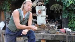 The Machine - Granite and Iron