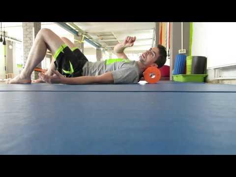 Das Reagieren zur Osteochondrose