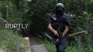 "Germany: Police search shack of ""Black Forest Rambo"" as manhunt enters fourth day"