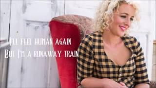 Runaway Train by Cam with lyrics on screen