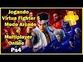 Gameplay Virtua Fighter 5 Jogando O Modo rcade E O Modo